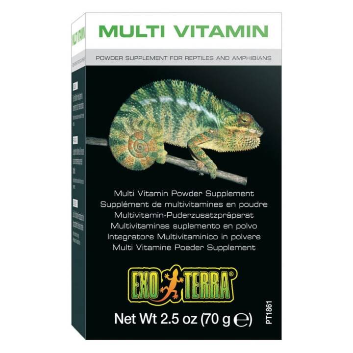 EXOTERRA Multi Vitamin Supplément en poudre