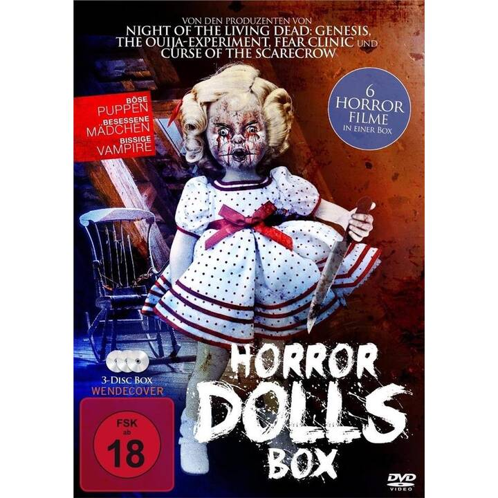 Horror Dolls Box (DE)