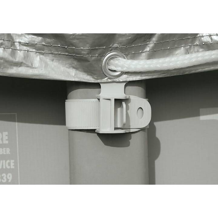 INTEX Deluxe Ultra Frame Pool-Abdeckplane (488 cm)