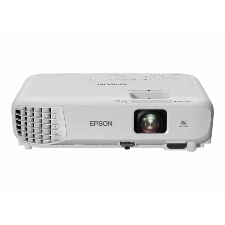 EPSON EB-S05 (3LCD, SVGA, 3200 lm)