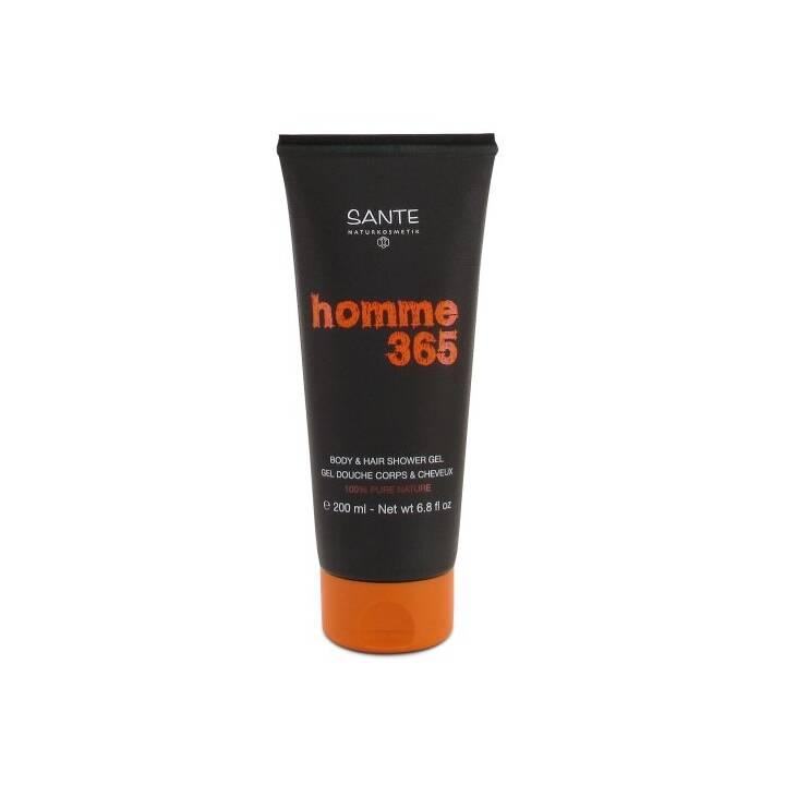 Homme 365 Body & Hair Shower Gel