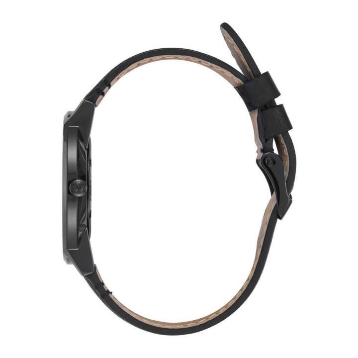 NIXON Porter Leather (Analoguhr, 40 mm)