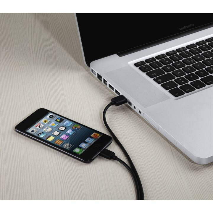 Câble HAMA Micro USB 2.0