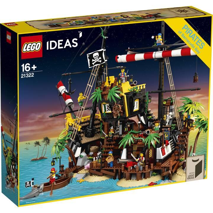 LEGO Ideas Piraten der Barracuda-Bucht (21322)