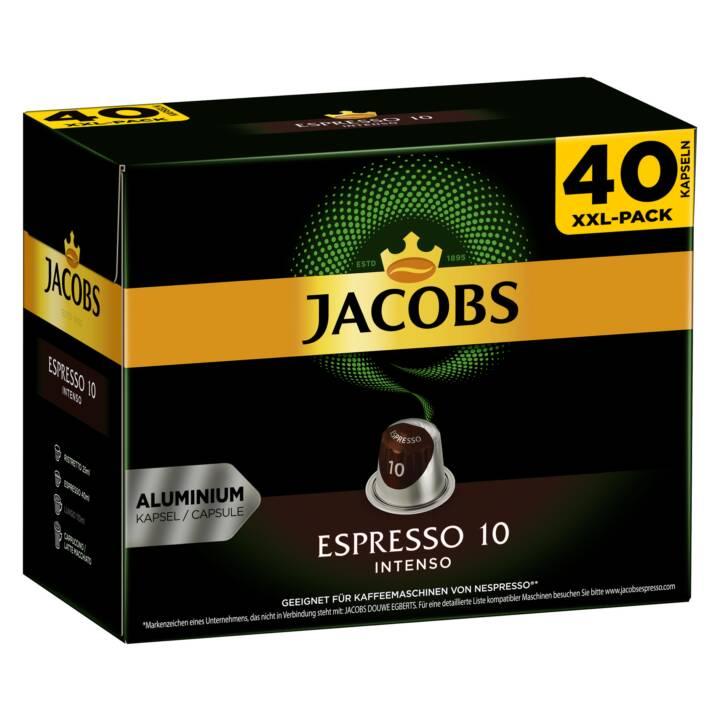 JACOBS Capsules de Café Expresso Intenso (40 Pièce)