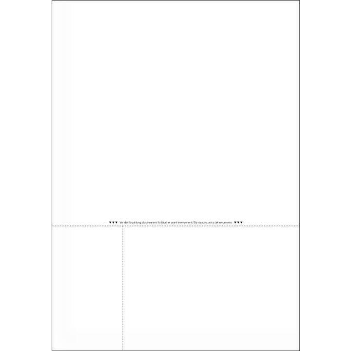 HELIT Rechnung (A4)