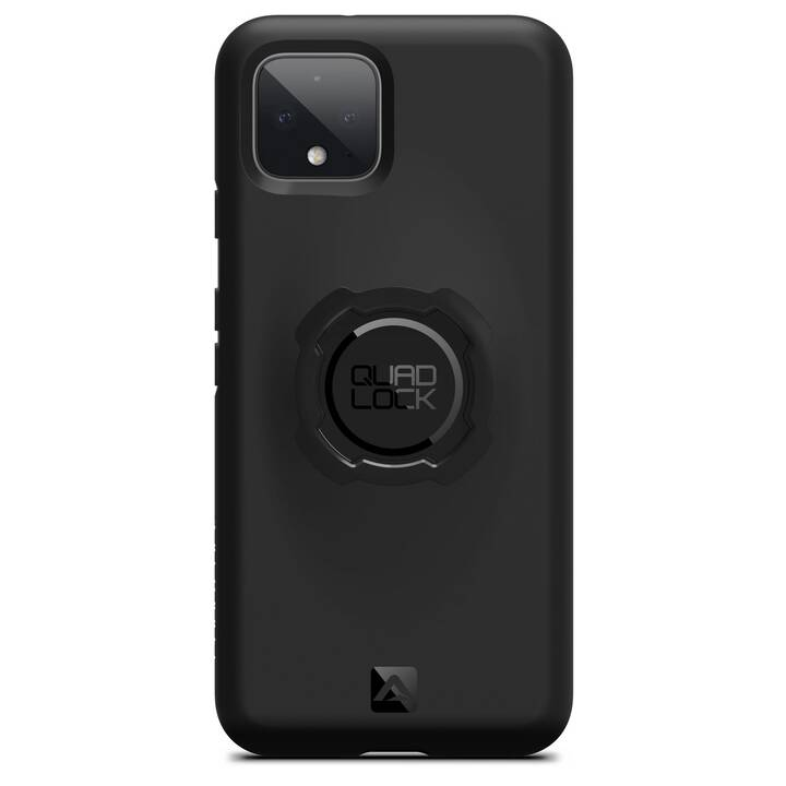 QUAD LOCK Backcover 3130656350 (Pixel 4, Nero)