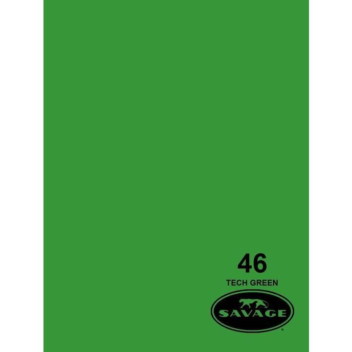 SAVAGE Sfondo foto (Verde, 2.72 x 11 m)