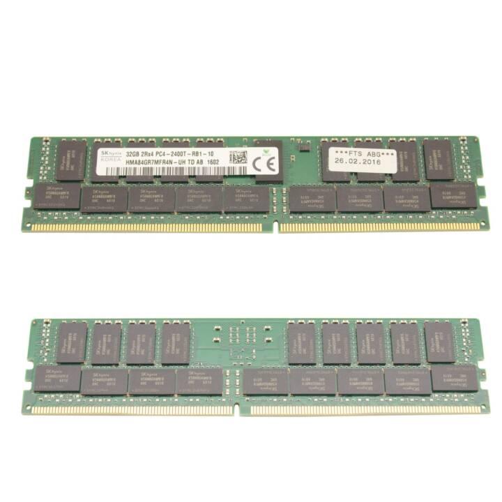 FUJITSU S26361-F3934-L515 (1 Stück 32 GB, DDR4-SDRAM, DIMM 288-Pin)