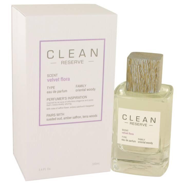 CLEAN Clean Velvet (100 ml, Eau de Parfum)