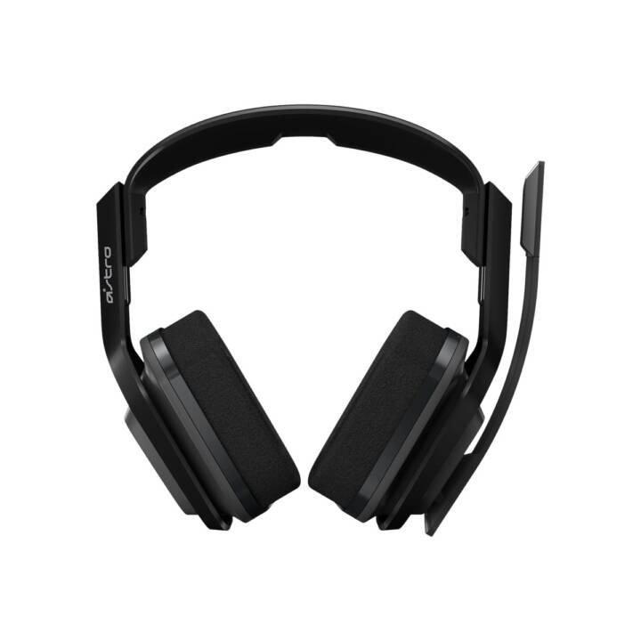 ASTRO GAMING A20 (Over-Ear, radio-fréquence, Noir, Bleu)