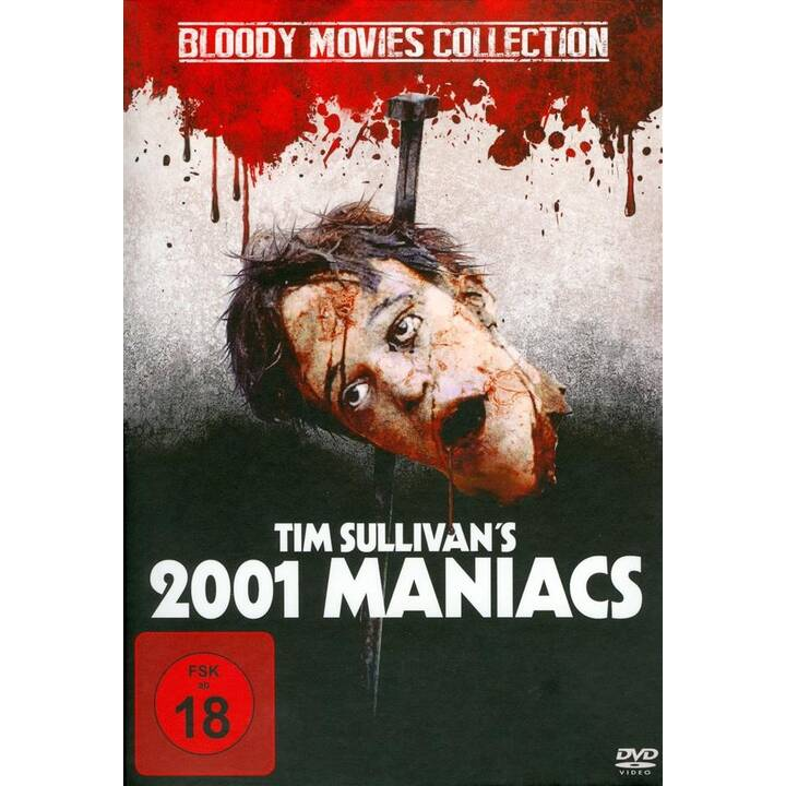 2001 Maniacs (2005) - (Bloody Movies Collection) (EN, DE)