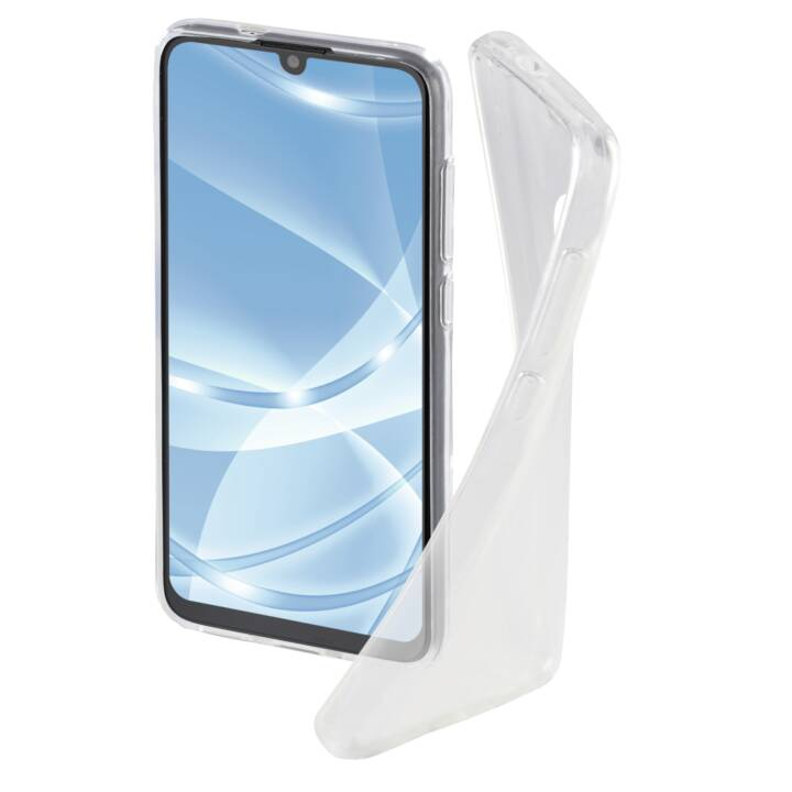"""HAMA Crystal Clear Backcover (6.3"""", Redmi Note 7)"""