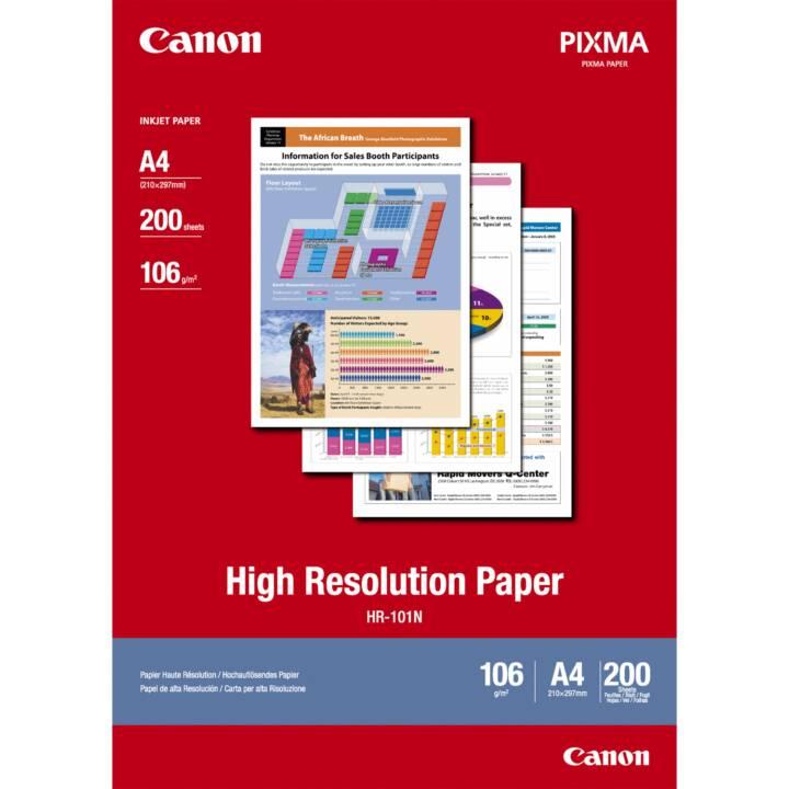 CANON Carta ad alta risoluzione HR-101