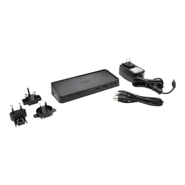 KENSINGTON Dockingstation SD3650 (DisplayPort, HDMI, RJ-45 (LAN))