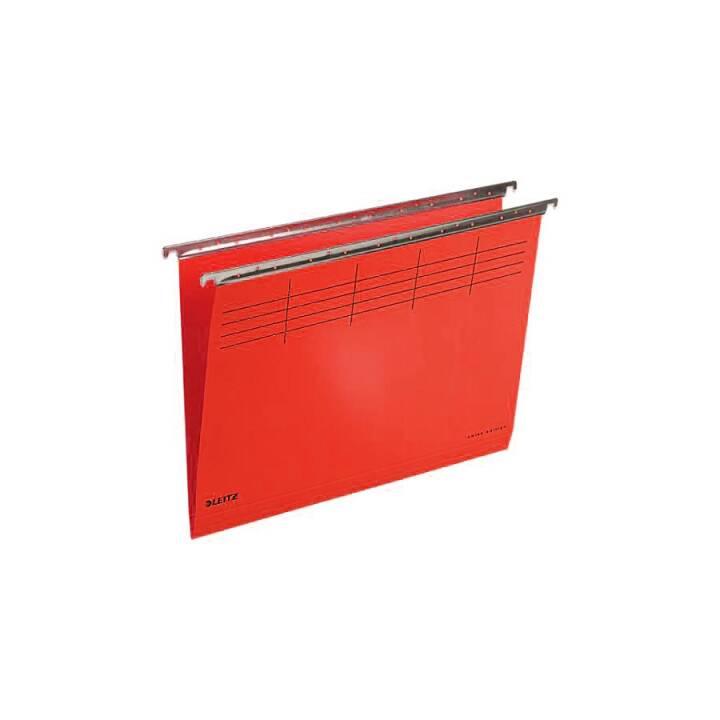LEITZ Hängeregister 250g/m2 (A4, Rot)