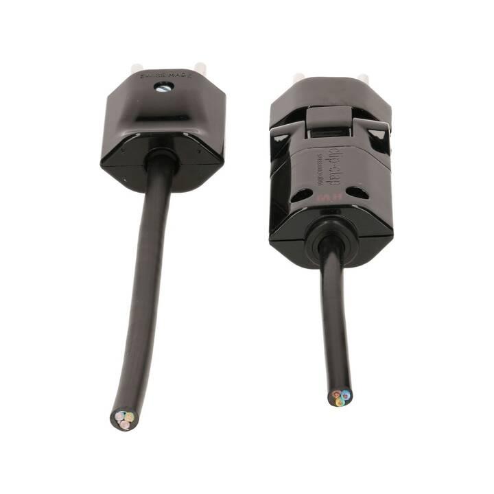 MAX HAURI 139644 Câble d'alimentation (T12, 3 m)