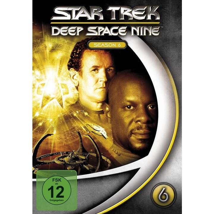 Star Trek - Deep Space Nine Staffel 6 (DE, EN, FR, IT, ES)