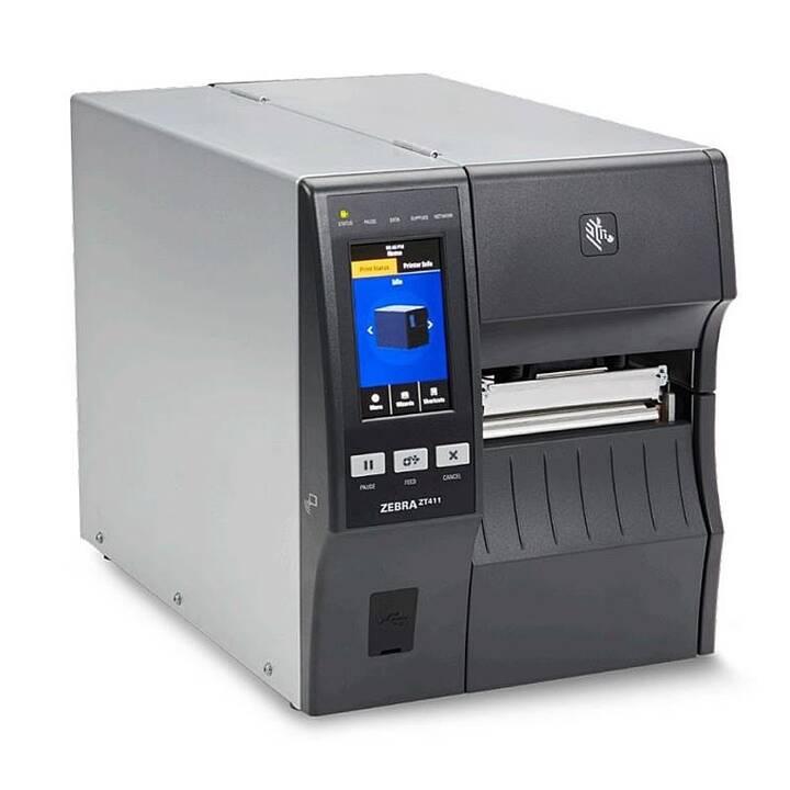 ZEBRA TECHNOLOGIES ZT411 Stampante di etichette