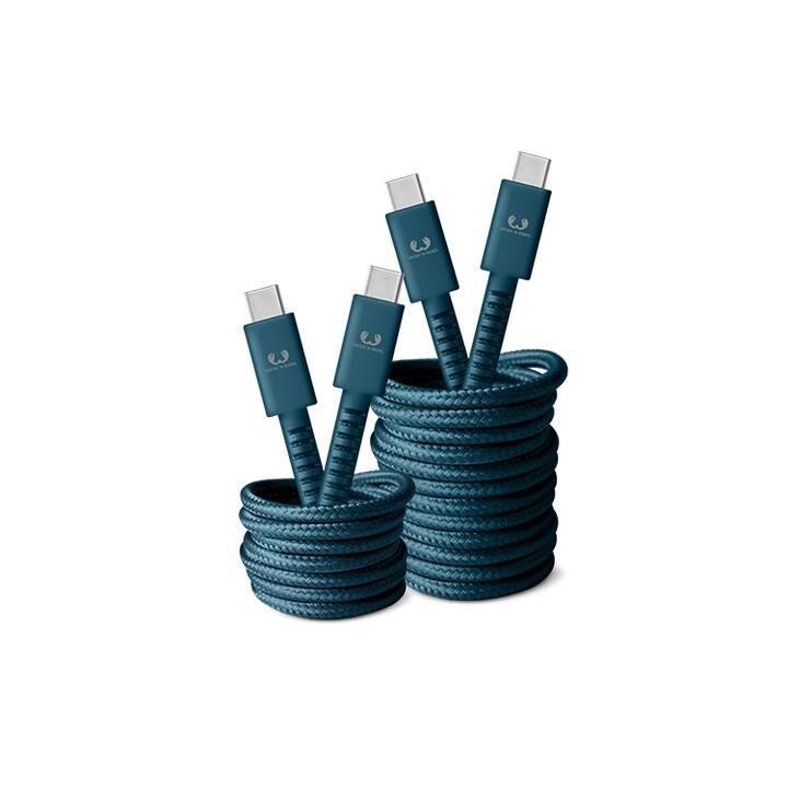 FRESH 'N REBEL Kabel (USB Typ-C, 1.5 m)