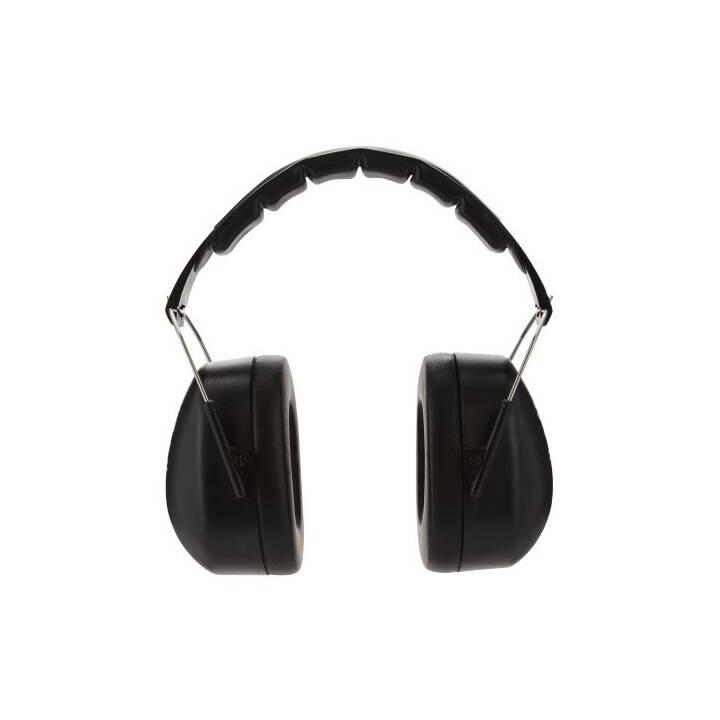 3M Coquilles anti-bruit (105 dB, 1 pezzo, Nero)