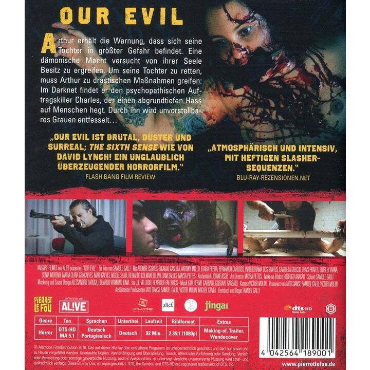 Our Evil (PT, DE)
