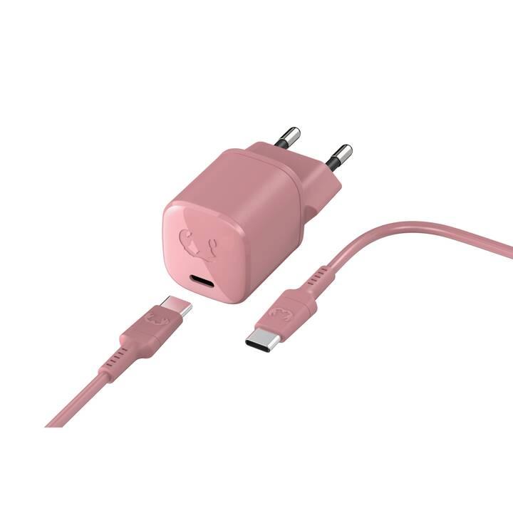 FRESH 'N REBEL 2WC520DP Accumulatore di carica elettrica (USB Typ-A, Lightning, 1.5 m)