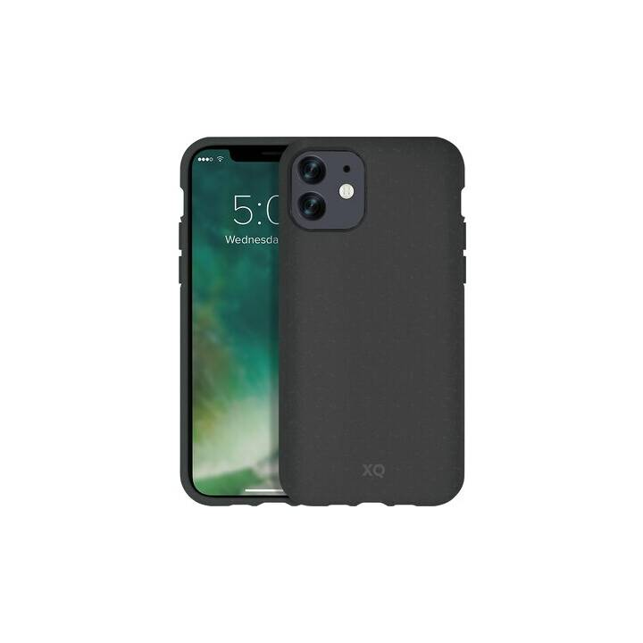 XQISIT Backcover ECO Flex Mountin Grey (iPhone 11)