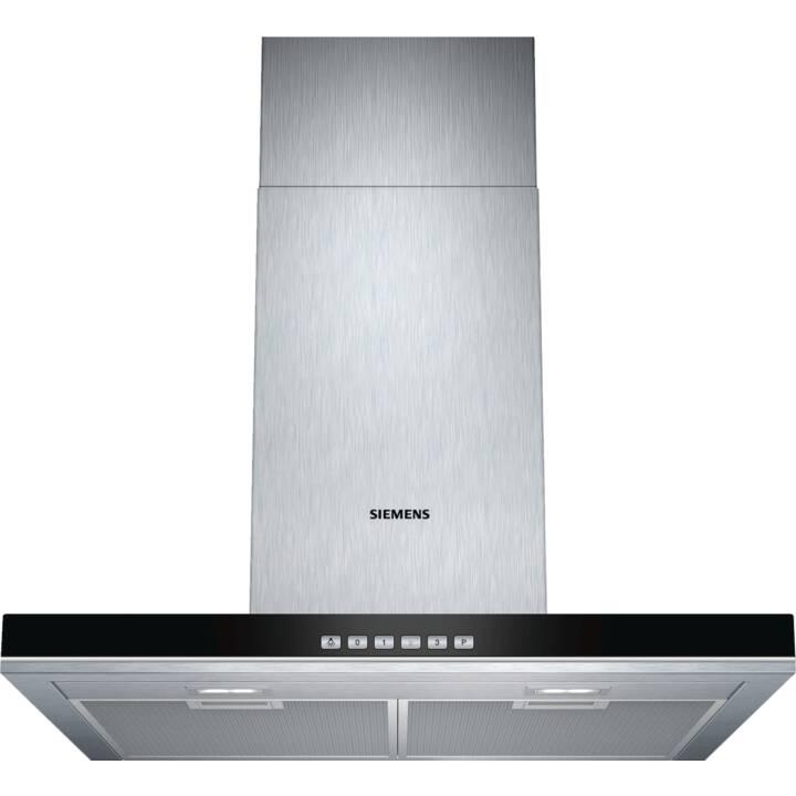 Siemens iQ700 LC67BF532 - hotte décorative - acier inoxydable
