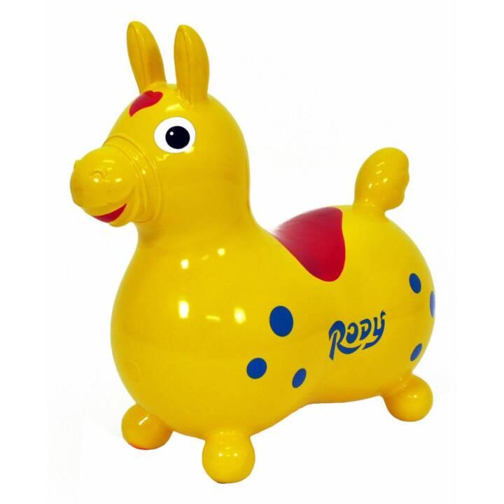 RODYTOY Hüpfpferd Rody (Gelb)