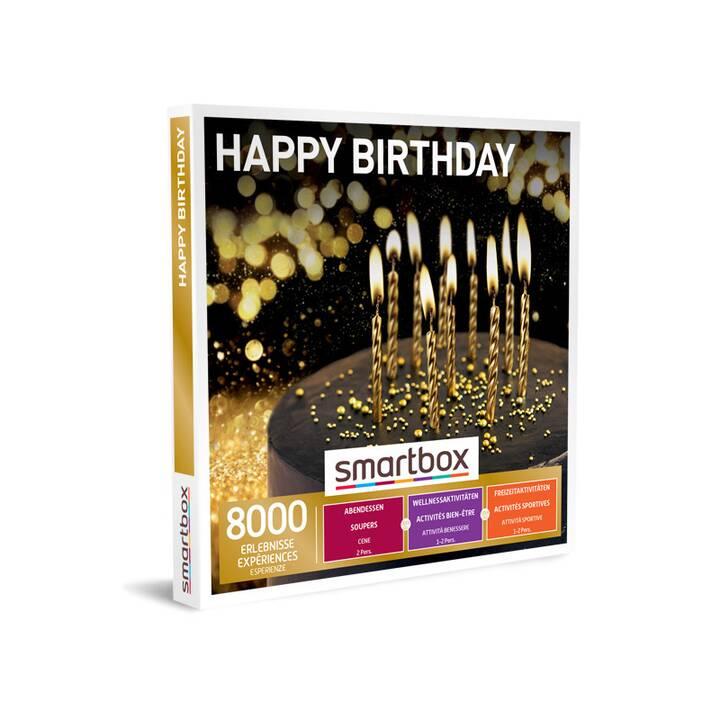 SMARTBOX Happy Birthday