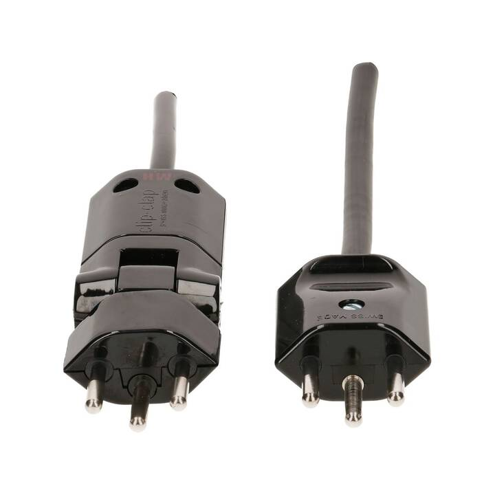 MAX HAURI 139645 Câble d'alimentation (T12, 5 m)