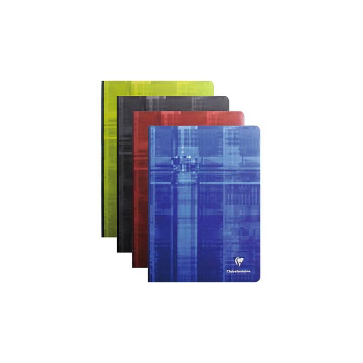 CLAIREFONTAINE Dos Toile notebook A5 5mm 96 fogli da 96 fogli