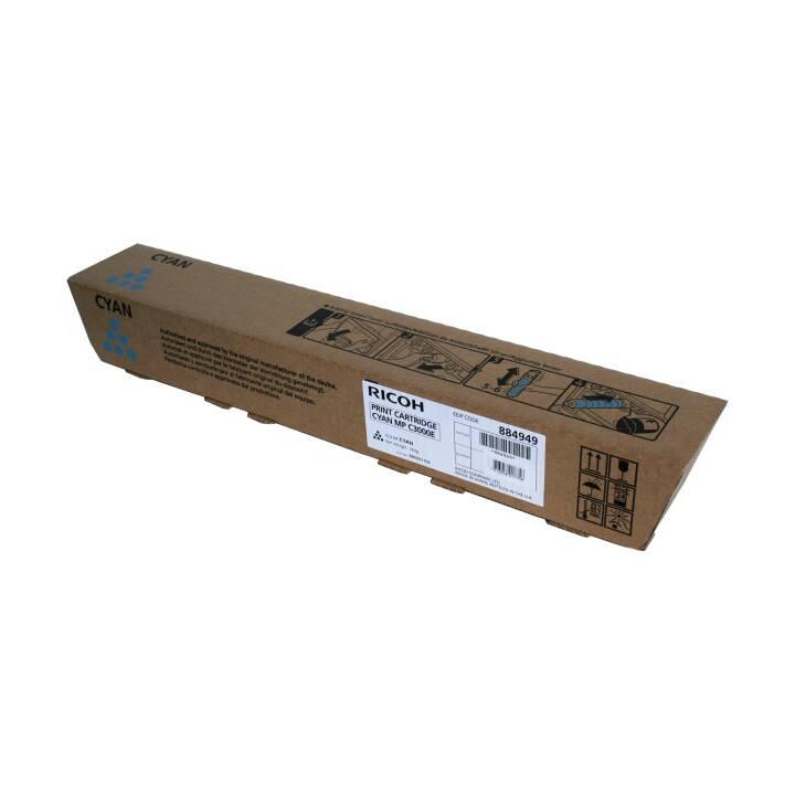 RICOH 842033 MP C3000E (Einzeltoner, Cyan)