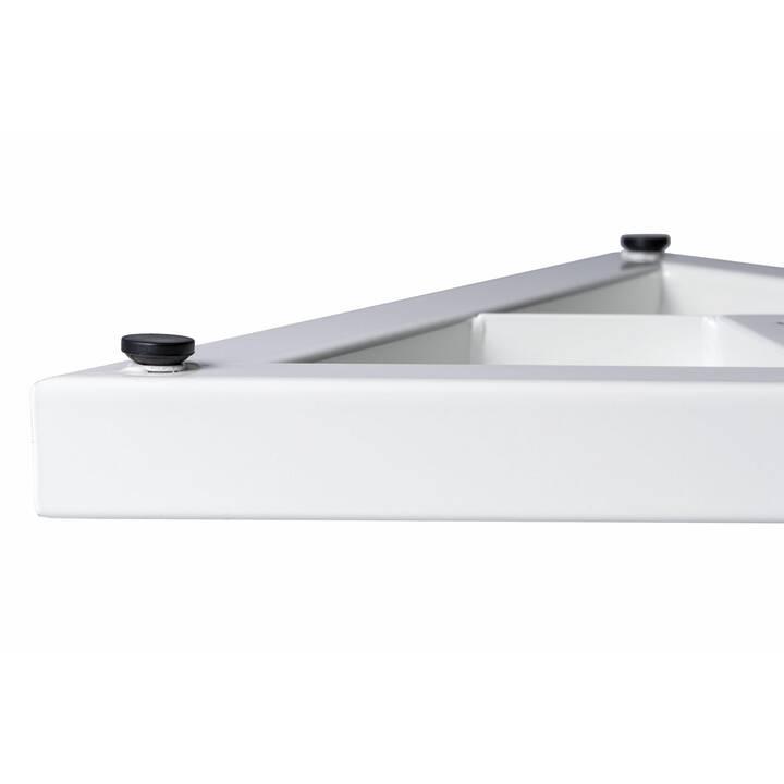 BEMERO Colonne base SMS-9030WH 75 - 130 cm 2 pezzo (Bianco)