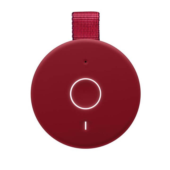 ULTIMATE EARS (UE) Boom 3 (Bluetooth, Sunset Red)