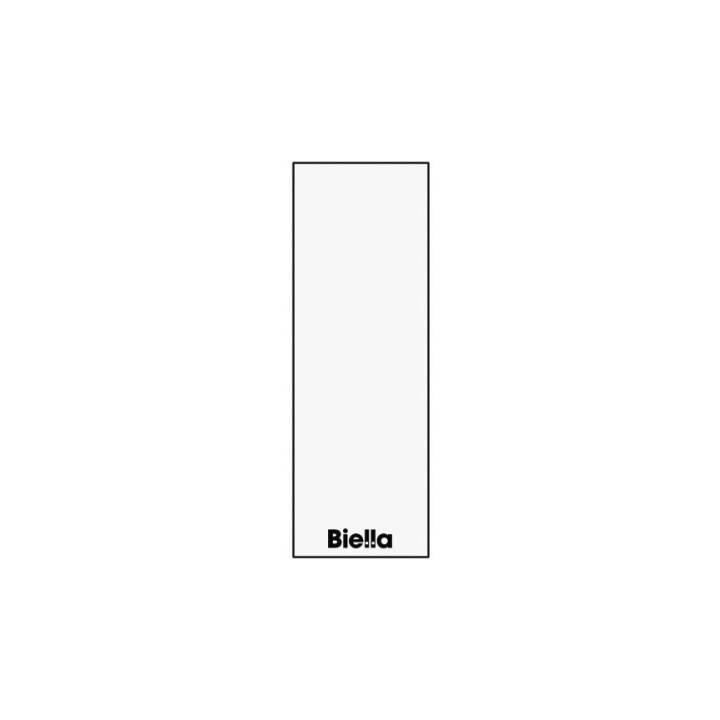 Contre-étiquettes BIELLA Viria, 60 x 143 mm, blanc, 25 pcs.