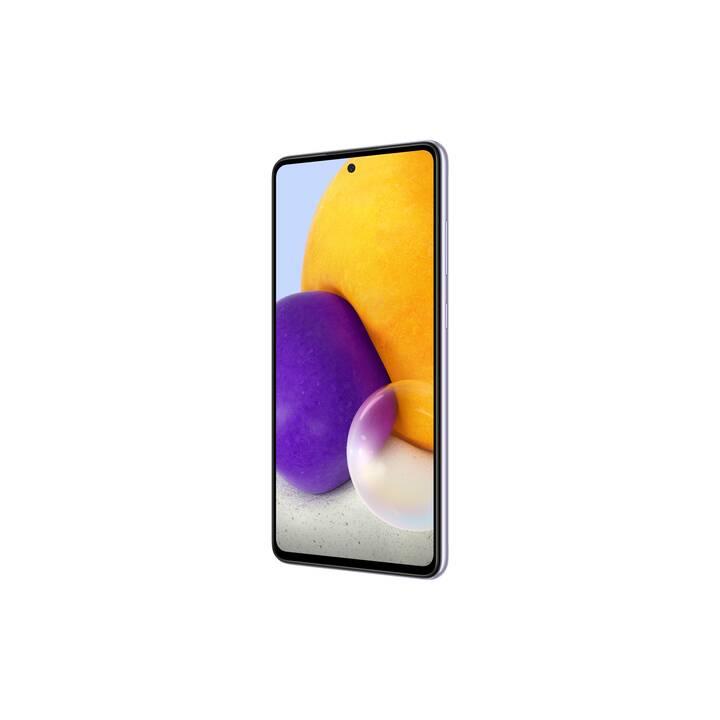 """SAMSUNG Galaxy A72 (128 GB, 6.7"""", 64 MP, Awesome Violet)"""