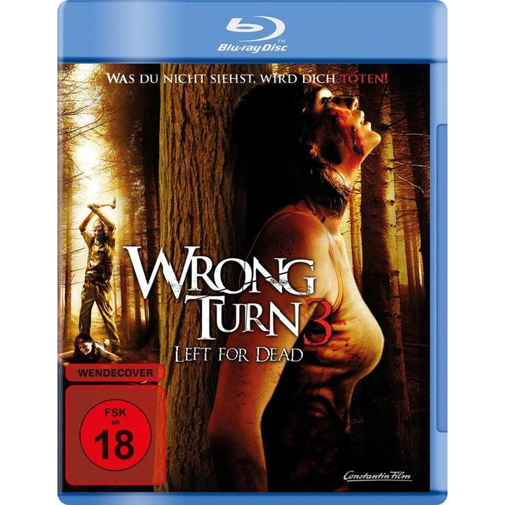Wrong Turn 3 - Left for Dead (DE, EN)