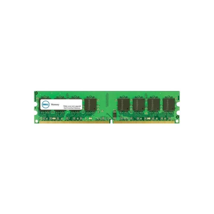 DELL 2RX4 ECC LV (1 Pièce, 16 Go, DDR3-SDRAM, DIMM 240-Pin)