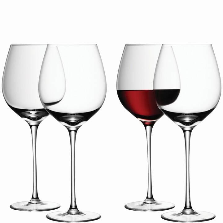 LSA INTERNATIONAL Weinglas (70 cl, 4 Stück)