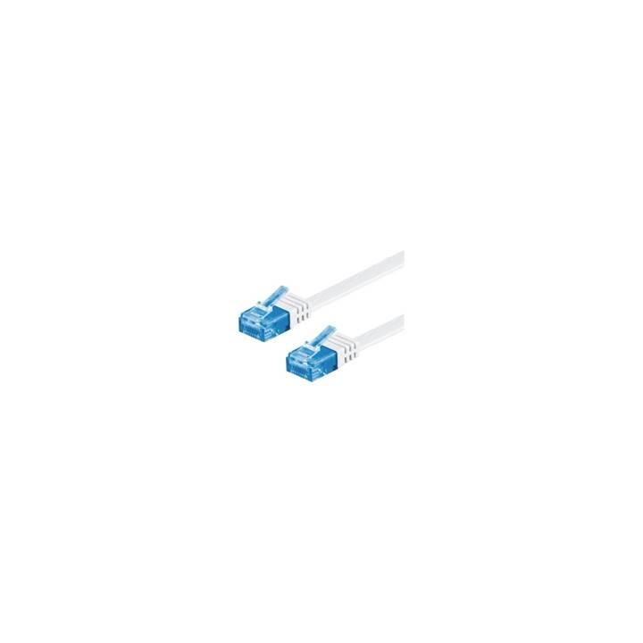 M-Cab 3597 Netzwerkkabel 1 m Cat6a U/UTP (UTP)
