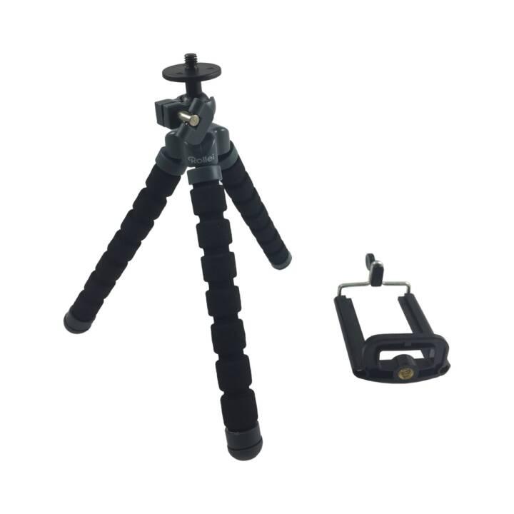 ROLLEI Selfie Mini Dreibeinstativ (Aluminium)