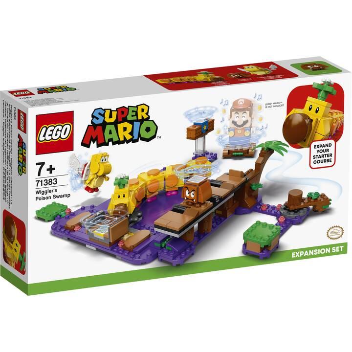 LEGO Super Mario La palude velenosa di Torcibruco - Pack di espansione (71383)
