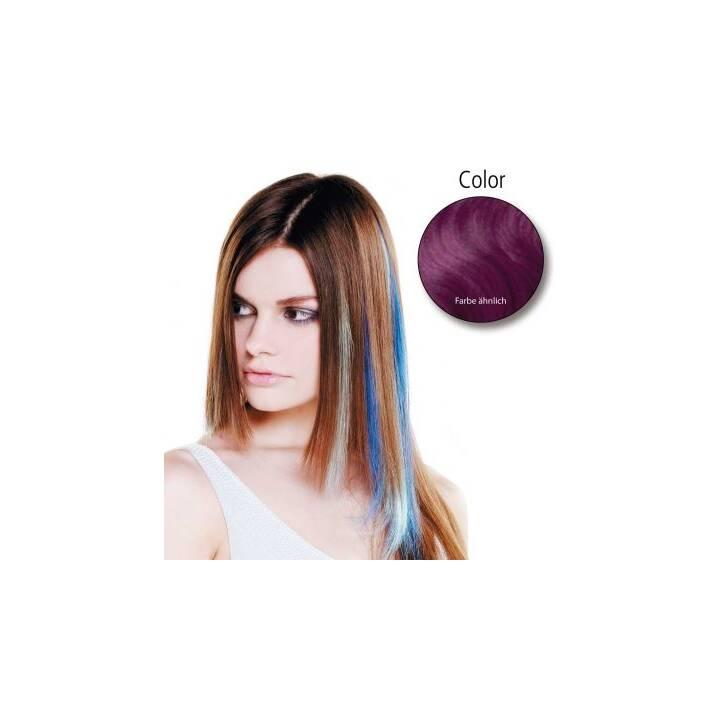 BALMAIN Haarverlängerung Straight Fantasy 45cm purple rain (10 Stück)