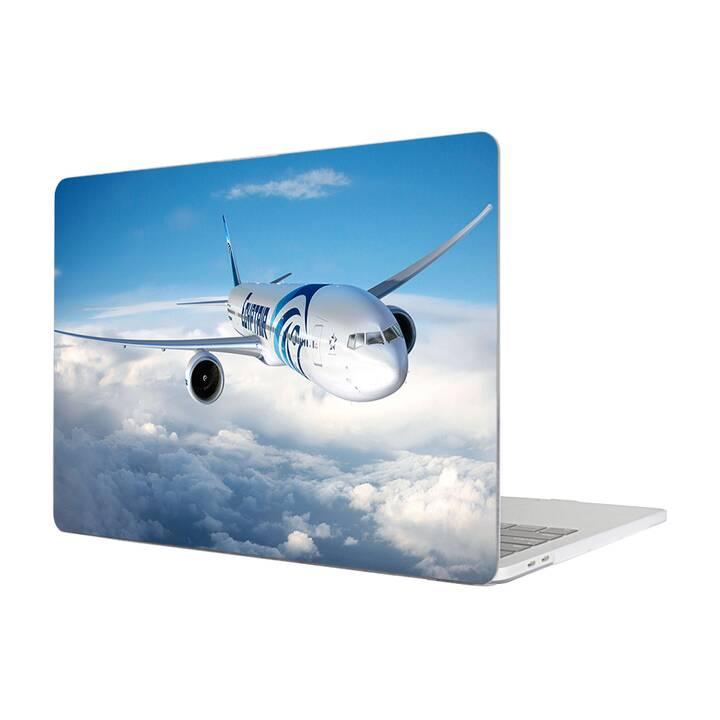 "EG MTT Housse pour Macbook Air 13"" (2018) - Avion"