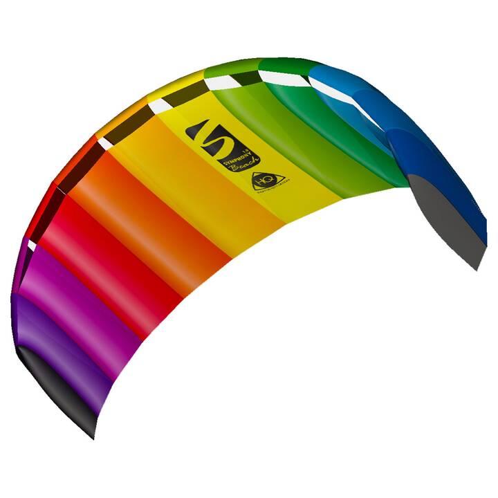 INVENTO-HQ stunt kite Pro Symphony 1.8 Rainbow