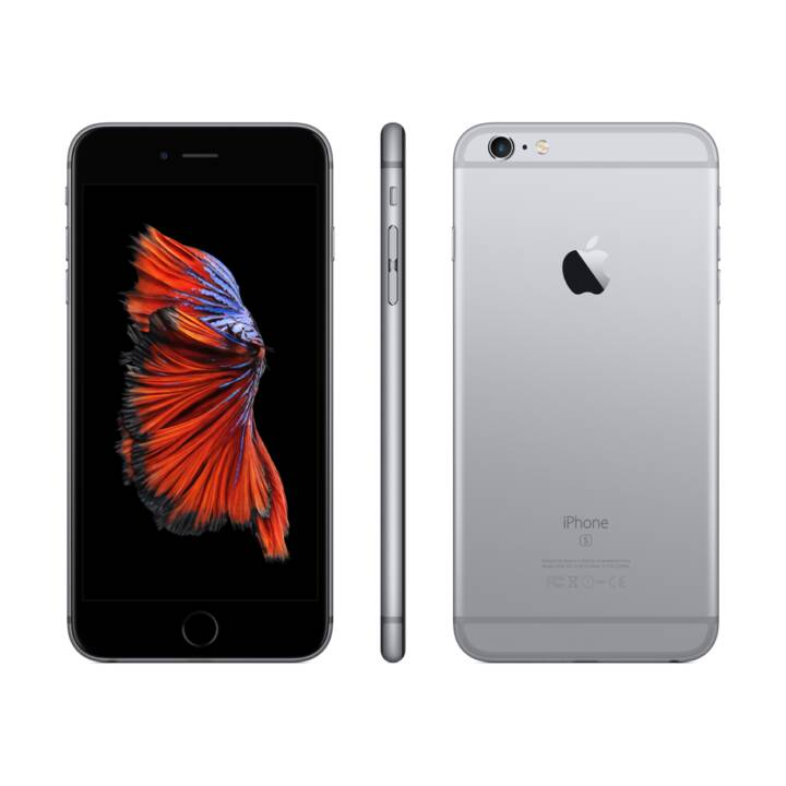 "APPLE iPhone 6s Plus (5.5"", 32 GB, 12 MP, Space Grau)"