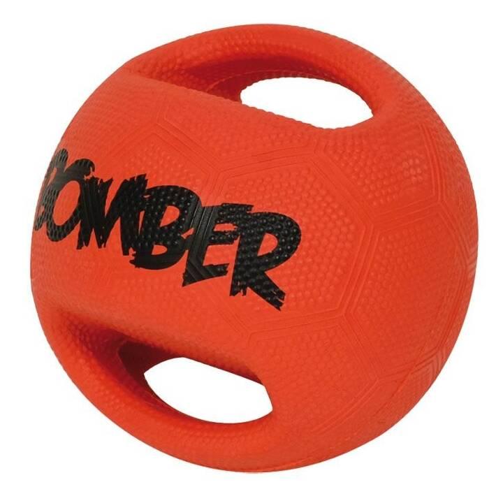 ZEUS Masticare giocattolo BOMBER (Plastica, Lattice, 11.5 cm)