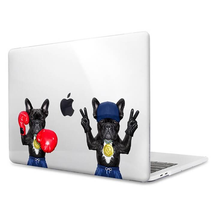 "EG MTT Laptop Cover für Macbook Pro 13"" Touch Bar - Hunde"